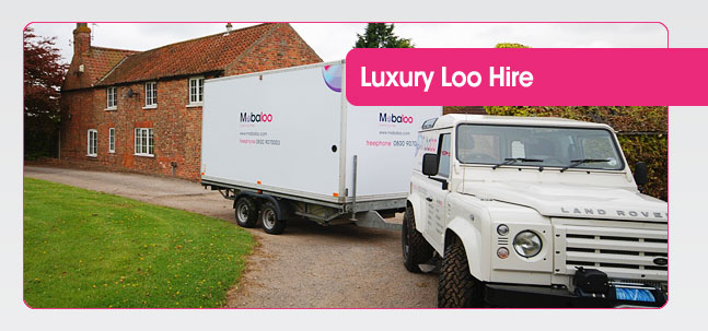 Mobaloo - The UK's leading event loo hire specialists